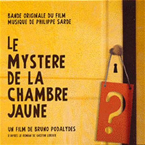 myst鑽e de la chambre jaune mystre de la chambre jaune le soundtrack details soundtrackcollector com