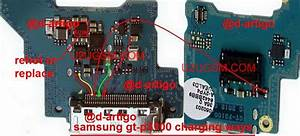 Samsung Galaxy Tab 2 7 0 P3100 Charging Solution Jumper