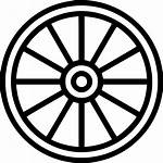Wheel Svg Chariot Icon Cdr Onlinewebfonts