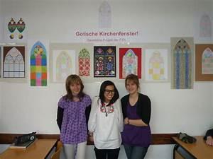 Gotische Fenster Konstruktion : gotische kirchenfenster lingemann gymnasium ~ Lizthompson.info Haus und Dekorationen