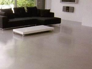Sol Beton Ciré Prix : b ton cir un rev tement de sol tendance ~ Premium-room.com Idées de Décoration