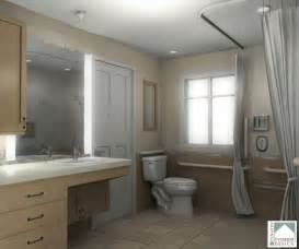 Small Bathroom Remodel Ideas On A Budget by Recession Remodel For Aarp Accessible Bathroom Bath