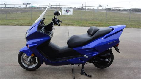 Pre Owned 2006 Honda Reflex 250 Abs Candy