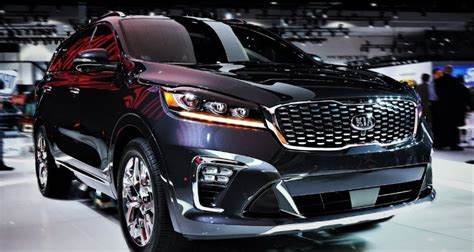 2019 Kia Sorento Diesel Interior, Engine, Price  Kia Cars