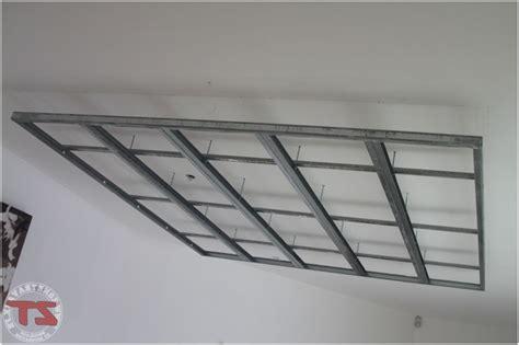comment poser un faux plafond sur rail 187 intelligemment poser placo plafond montez les rails