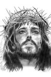 Jesus Christ with Thorns