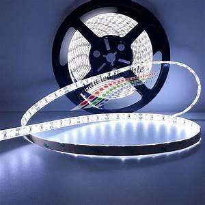 Ruban Led Blanc Froid : ruban led 5630 blanc froid 12v ip67 ~ Dode.kayakingforconservation.com Idées de Décoration