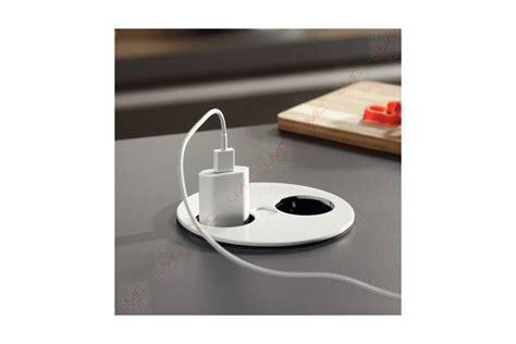 prise electrique encastrable plan de travail cuisine prise plan de travail encastrable 2 prises accessoires