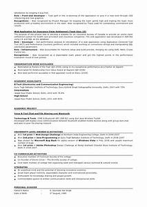 Sample resume format for 2 years experience in testing for Sample resume for software tester 2 years experience