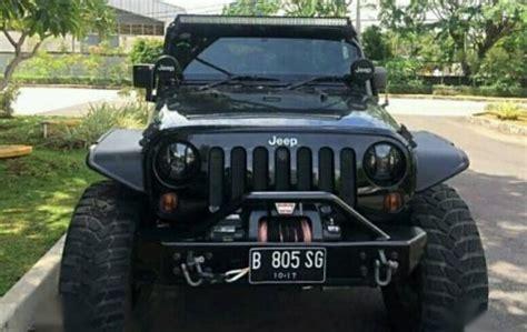 Modifikasi Jeep Wrangler Unlimited by Suzuki Katana Modifikasi Rubicon Hobbiesxstyle