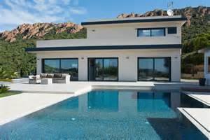 villa contemporaine a vendre biensud immobilier