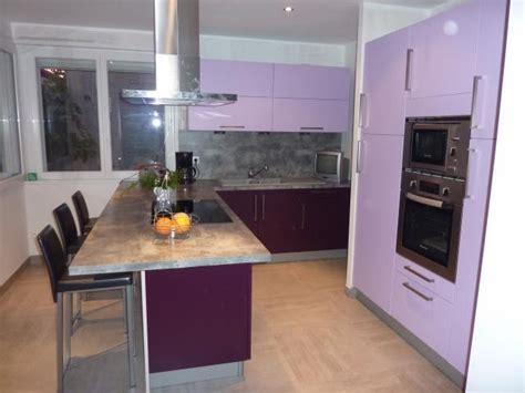aubergine cuisine cuisine béta laque mate coloris sur ral lilas et aubergine