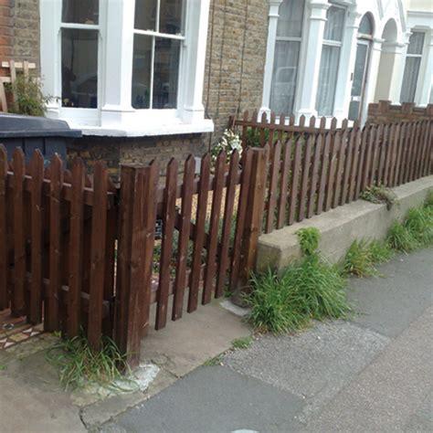 fence for front garden fencing sheds garden gates london