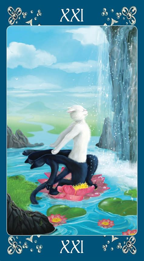 buddhagan chronicles deck review black cats tarot