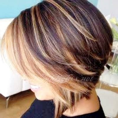 bob haircut pictures hair color trends for hair cut hair highlights 1097