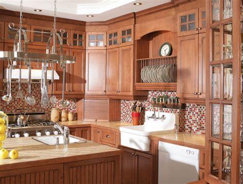 armoires de cuisine chêtre cuisitec
