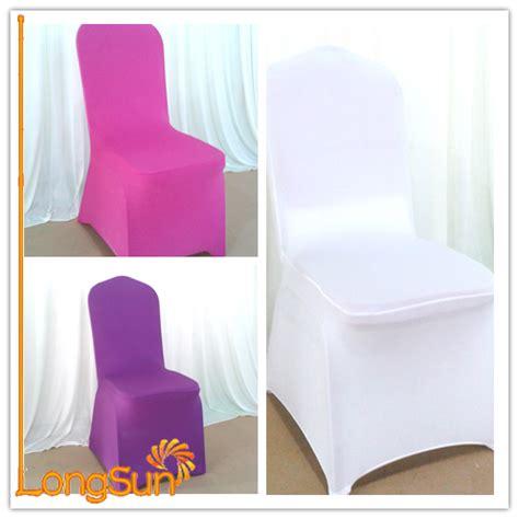 cheap wedding disposable chair cover spandex chair cover