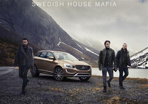 swedish house mafia star  volvos  ad campaign