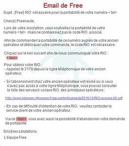 Rio Free Fixe : demenager mon abonnement freebox procedures etapes ~ Dode.kayakingforconservation.com Idées de Décoration