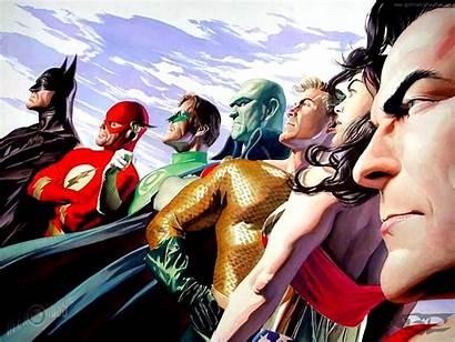 Dc Heroes Super Comics Wallpapers Hero Superheroes