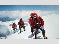Mount Everest World's Highest and Most Deadly Open Graveyard