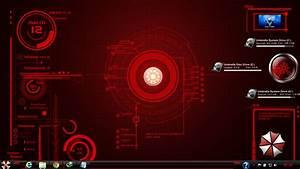VB Kid - The Code Lives...: Red HUD Umbrella Corporation ...