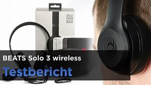 Wireless Kopfhörer Test : der beats solo 3 wireless im test bluetooth kopfh rer ~ Jslefanu.com Haus und Dekorationen