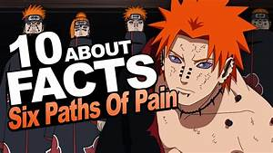 10 Facts About The Six Paths of Pain You Should Know!!! w ...