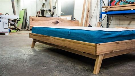 How To Build A Platform Bed by Amazing Platform Bed Build