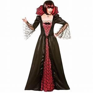 Gothic Kleidung Auf Rechnung : gothic vampir lady damenkost m deluxe ~ Themetempest.com Abrechnung