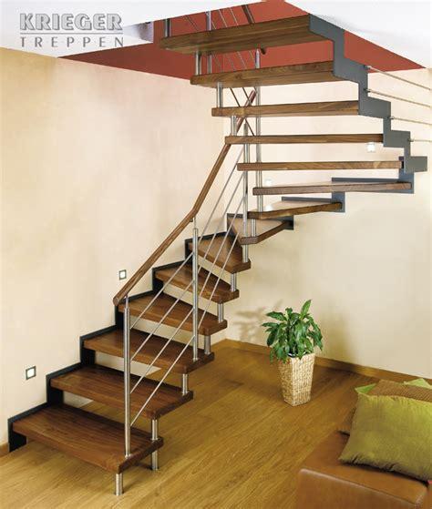 Stahl Holz Treppe by Stahl Holztreppen Krieger Treppen