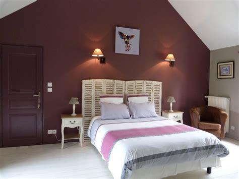 peinture chambre beige chambre marron et