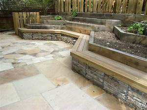 Seat Muret : gabions used to recycle an old patio gabions suppliers devoran garden gabions http www ~ Gottalentnigeria.com Avis de Voitures
