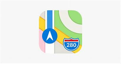 Maps Apple Driving Navigation Directions Mapach Map