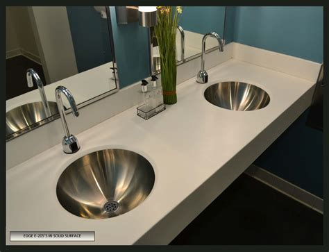 corian kitchen sinks undermount solid surface sink archives solidsurface 5811
