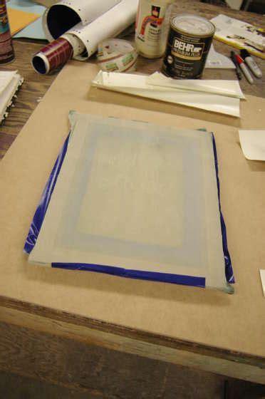 diy craft down and screenprinting for 10 diy screen printing diy screen printing vinyl