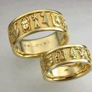 The origin of wedding rings it39s history for History of wedding rings