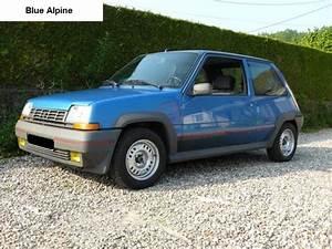 Les 27 Meilleures Images Du Tableau Renault 5 Gt Turbo