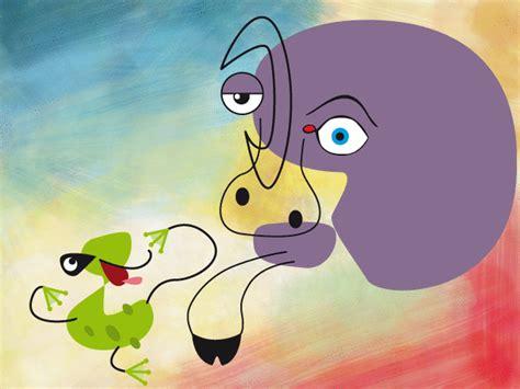 La grenouille qui se veut faire aussi grosse que le bœ La grenouille qui se veut faire aussi grosse que le bœuf0117PatapoufMore songs on Grenouille qui veut se faire aussi grosse que le Bœuf Flashcards . Quizlet