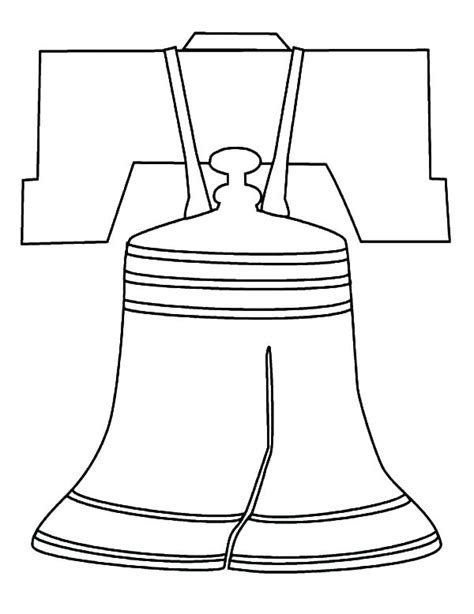 Liberty Bell Coloring Page Printable by Liberty Bell Coloring Page Cheap Liberty Bell Coloring