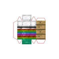 Minecraft bastelbogen zum ausdrucken minecraft kopf basteln folge1 youtube creeper timo pinterest paper crafts creepers. Papercraft Mini Spider Creeper   Paper crafts, Minecraft, Lego