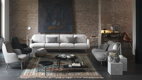 chaise lune lune sofa by jaime hayon