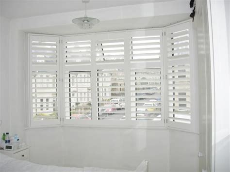 white wooden blinds white wooden blinds to add attraction to your home