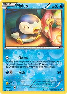 Piplup | Black & White—Legendary Treasures | TCG Card ...