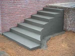 Außentreppen Stein Selber Bauen : stuwe betontreppe treppen rohbau ~ Orissabook.com Haus und Dekorationen