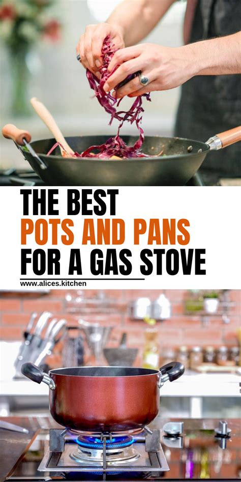 gas stove pans pots cookware electric sets pan