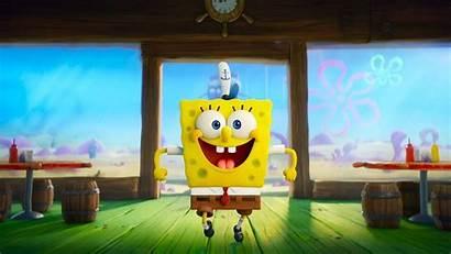 Spongebob 4k Wallpapers Resolution Movies 1440p Hollywood