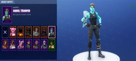 Fortnite Account (pc) Skull Trooper + Ghoul Trooper + Og