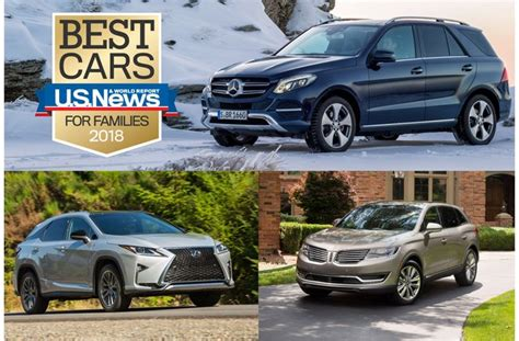 Best Luxury 2-row Suv For Families
