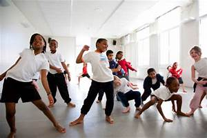 Southwark school in dance collaboration [6 December 2007]